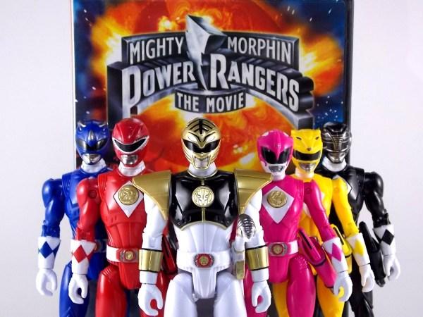 Legacy Mighty Morphin Power Rangers Movie White Ranger
