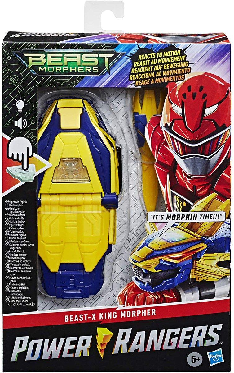 Power Rangers Beast Morphers Episode 11 : power, rangers, beast, morphers, episode, Power, Rangers, Beast, Morphers, Figures, Revealed!, Tokunation