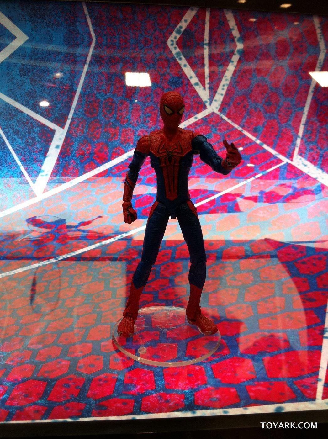 SDCC 2011 Hasbro Amazing Spiderman - The Toyark - News