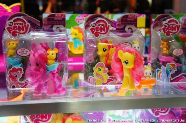 Sdcc 2011 Little Pony Detailed - Toyark