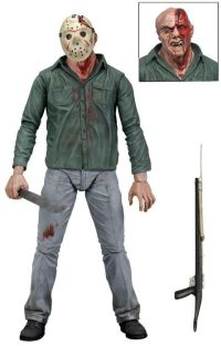NECA Reveals New Friday The 13th Jason Voorhees Figures ...