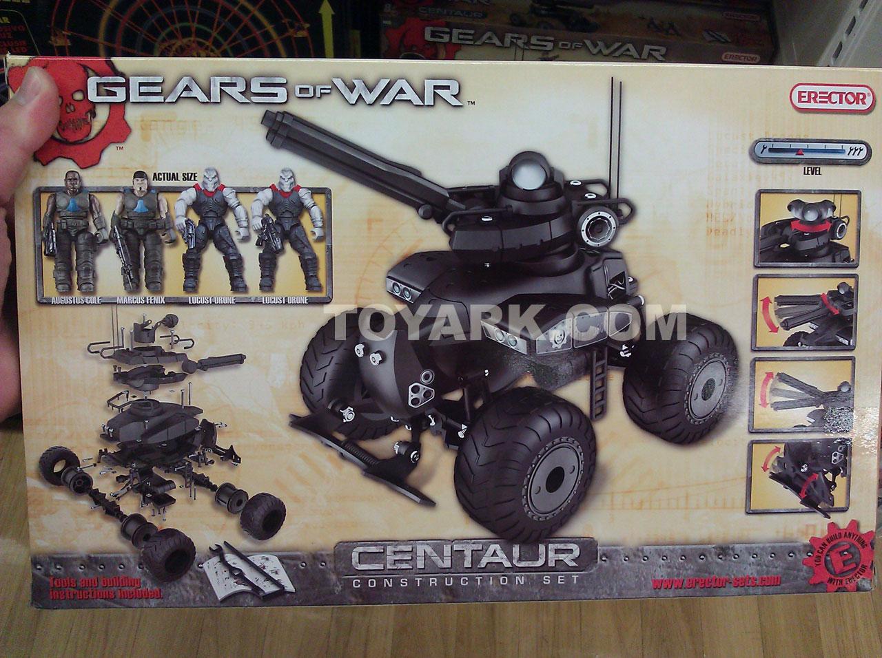 Gears Of War Erector Sets The Toyark News