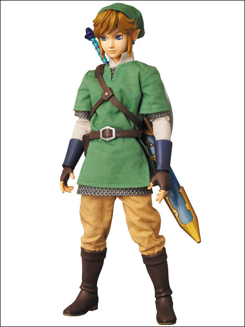 Link Costume Shoe Cover Boots Twilight Princess Breath Of