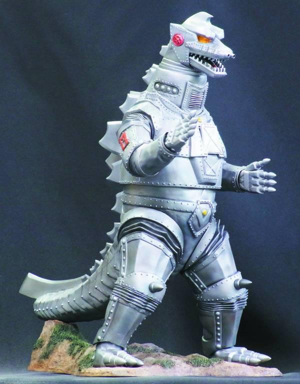 Press Release - Diamond Comics Set Distribute Godzilla