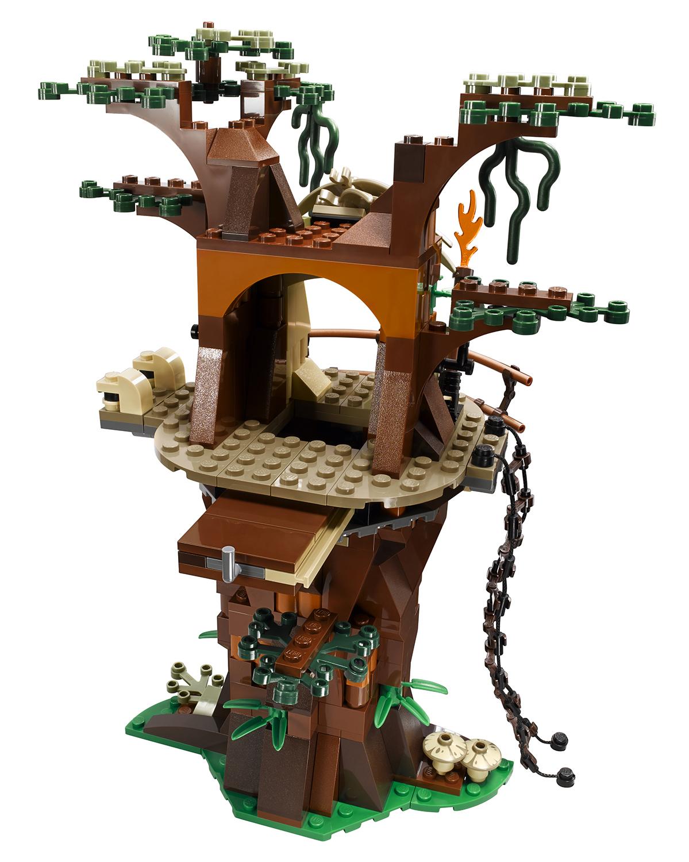Lego Star Wars Ewok Village Images And Info
