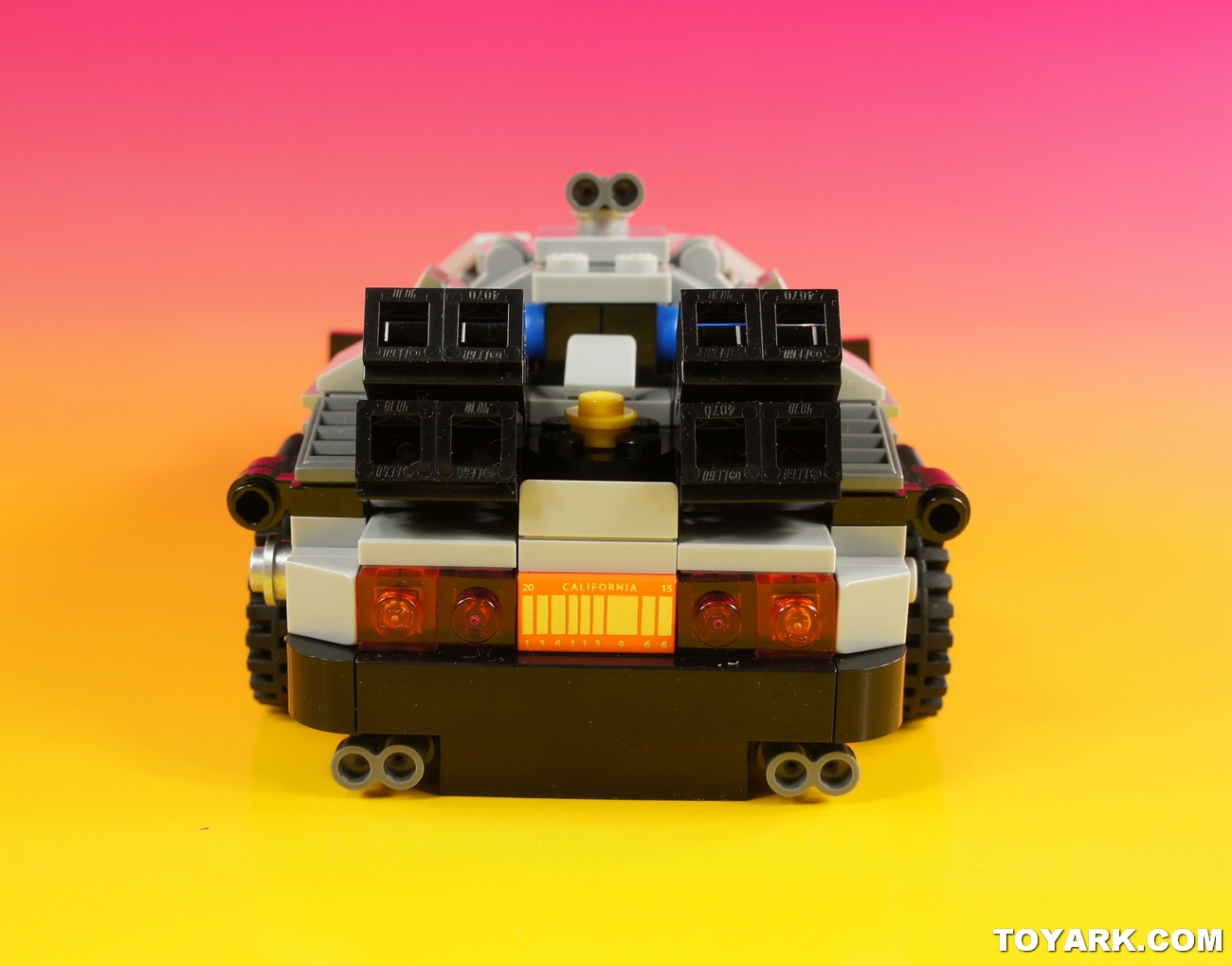 Lego Cuusoo Back To The Future 21103 Photo Shoot The