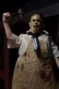 New Images of Texas Chainsaw Massacre Leatherface Retro
