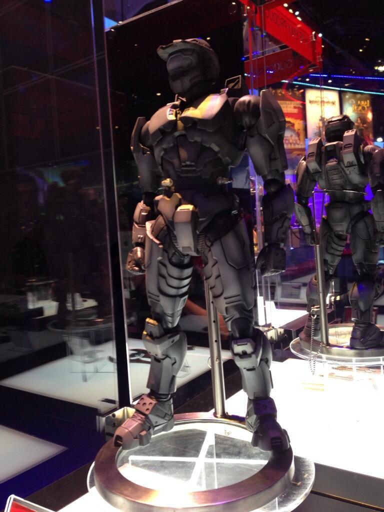 Play Arts Kai Halo 2 Master Chief