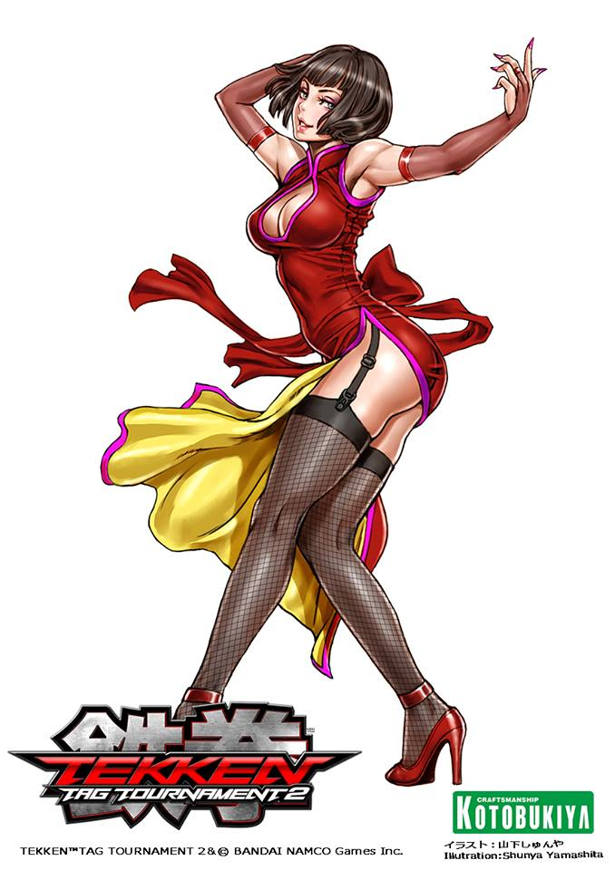 Tekken Anna Williams Bishoujo Art