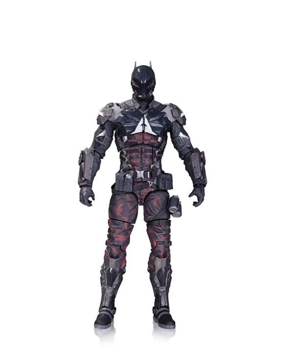 DC Collectibles For March 2015 Arkham Knight Figures