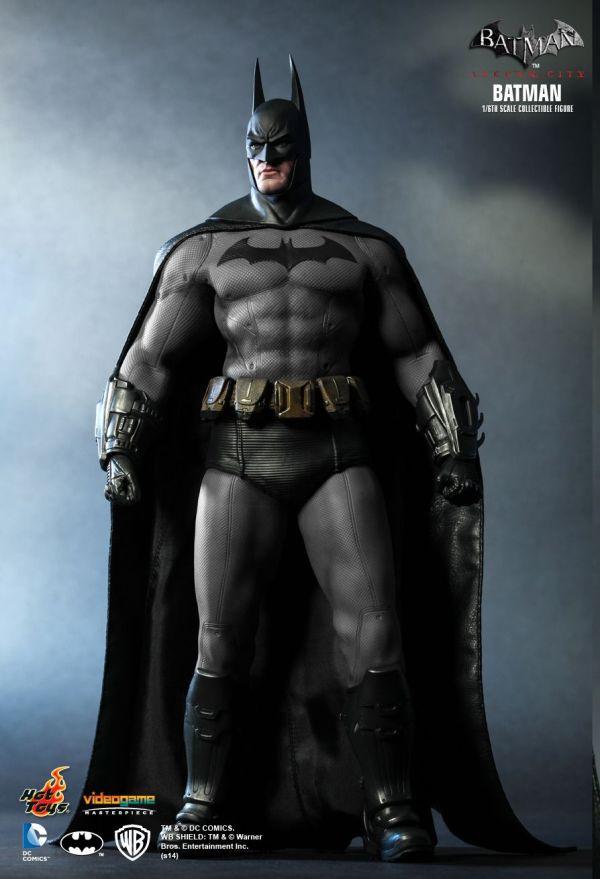 Batman Arkham Hot Toys