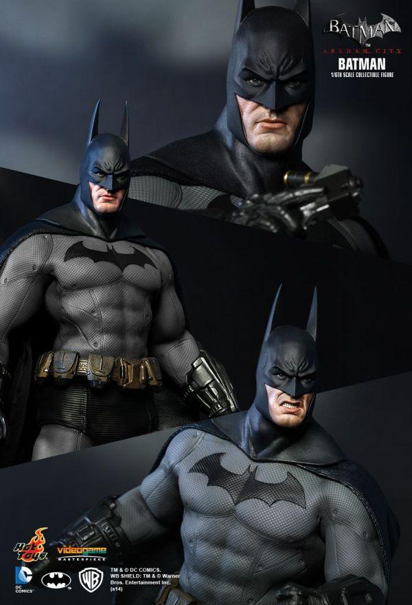 Hot Toys Batman Arkham City