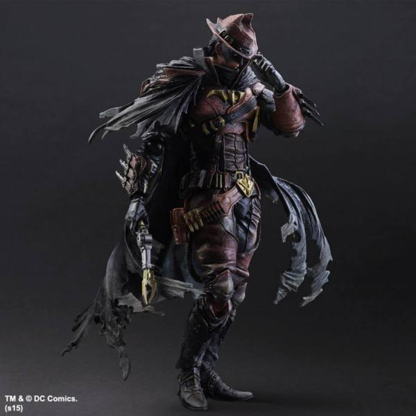 Batman Timeless - Western Play Arts Kai Dc Variant