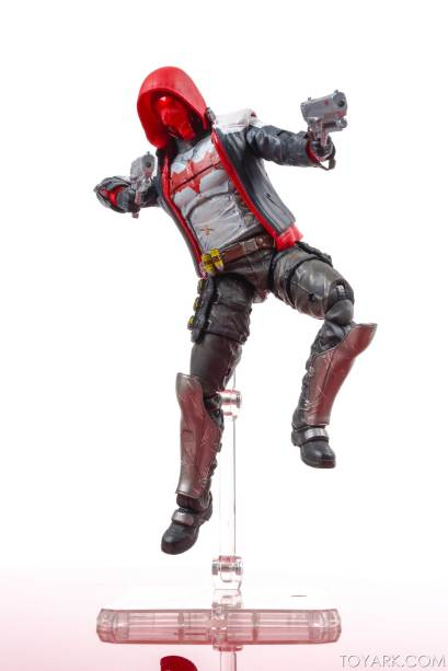 Red Hood Leather Jacket Arkham Knight