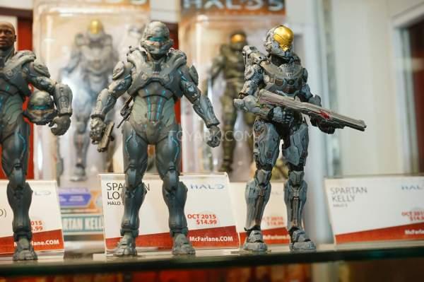 McFarlane Halo Action Figures
