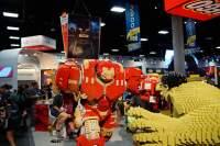 SDCC 2015 - LEGO Marvel Super Heroes - The Toyark - News