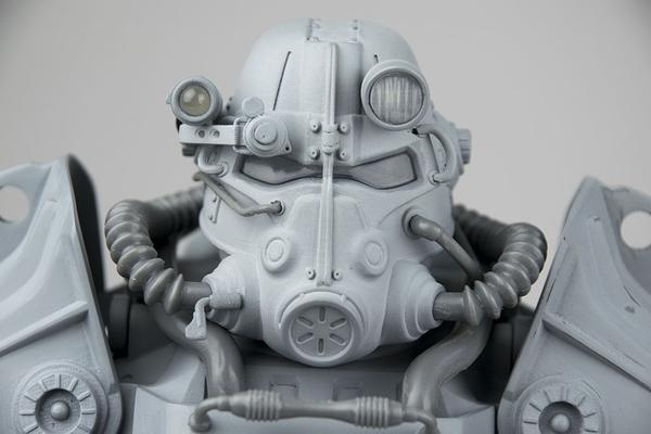 ThreeZero Fallout 4 Power Armor Preview 1