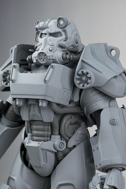 ThreeZero Fallout 4 Power Armor Preview 4