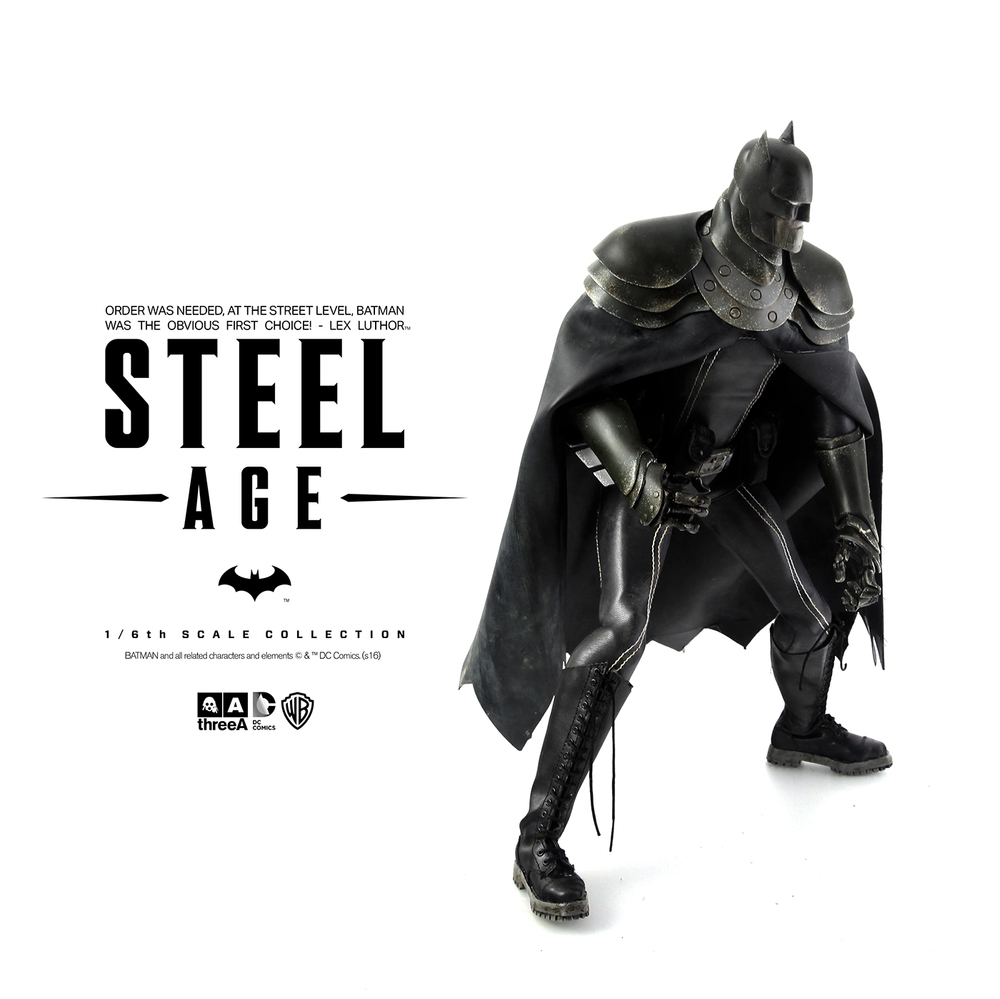 3A Steel Age Batman 001