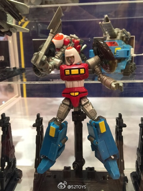 New Action Toys Machine Robo Aka Masterpiece Gobots Images