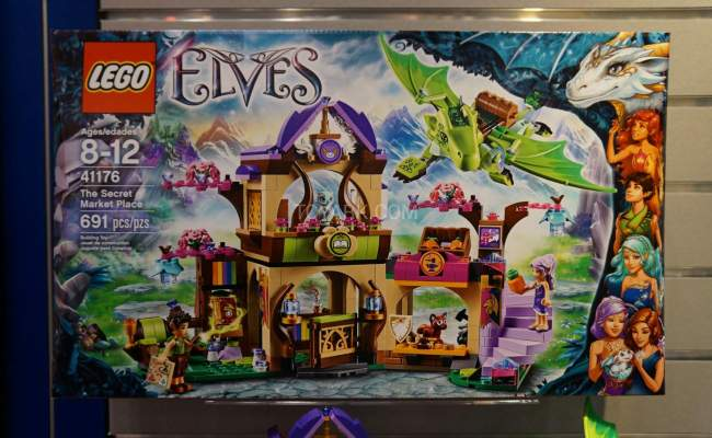 Toy Fair 2016 Lego Elves Mixels And Creator The