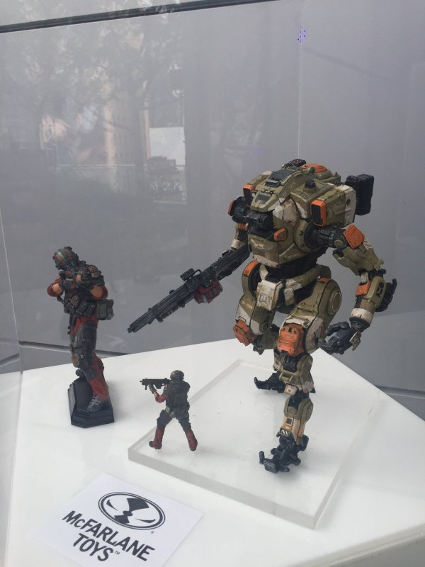 Titanfall 2 Action Figures McFarlane