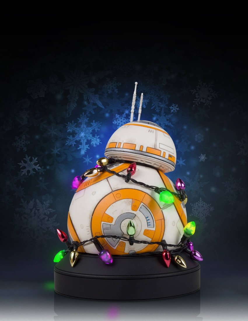 Gentle Giant Star Wars BB 8 Holiday Gift 004