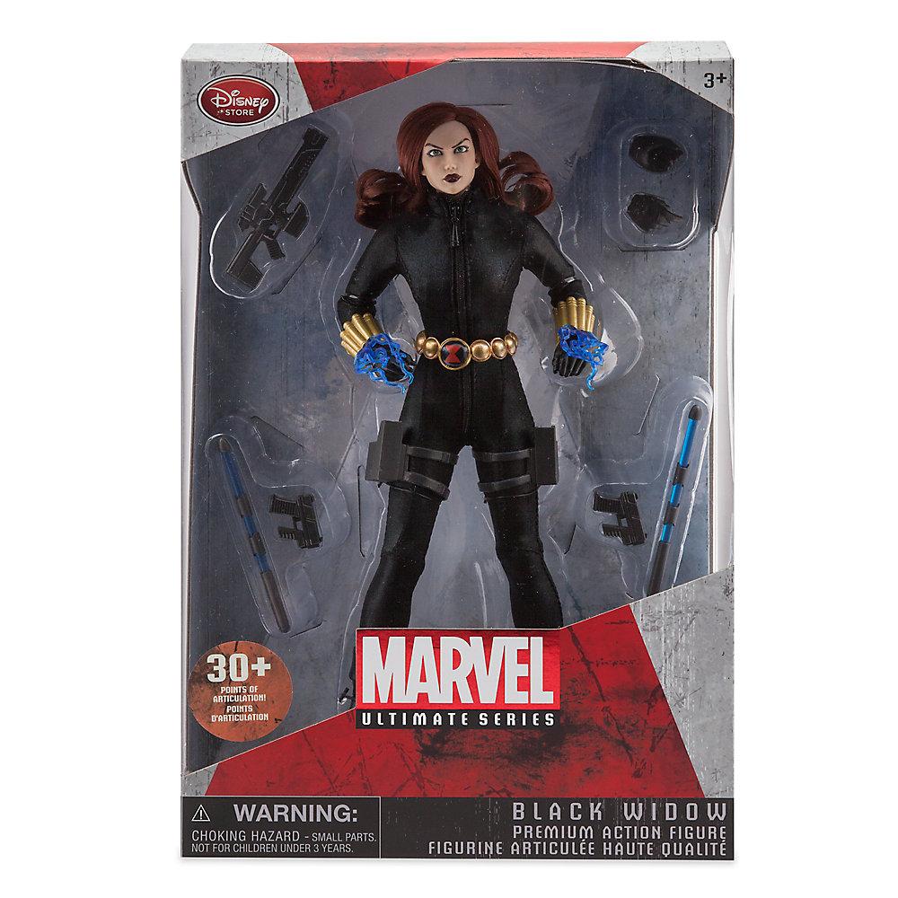 Marvel Ultimate Series Black Widow 004