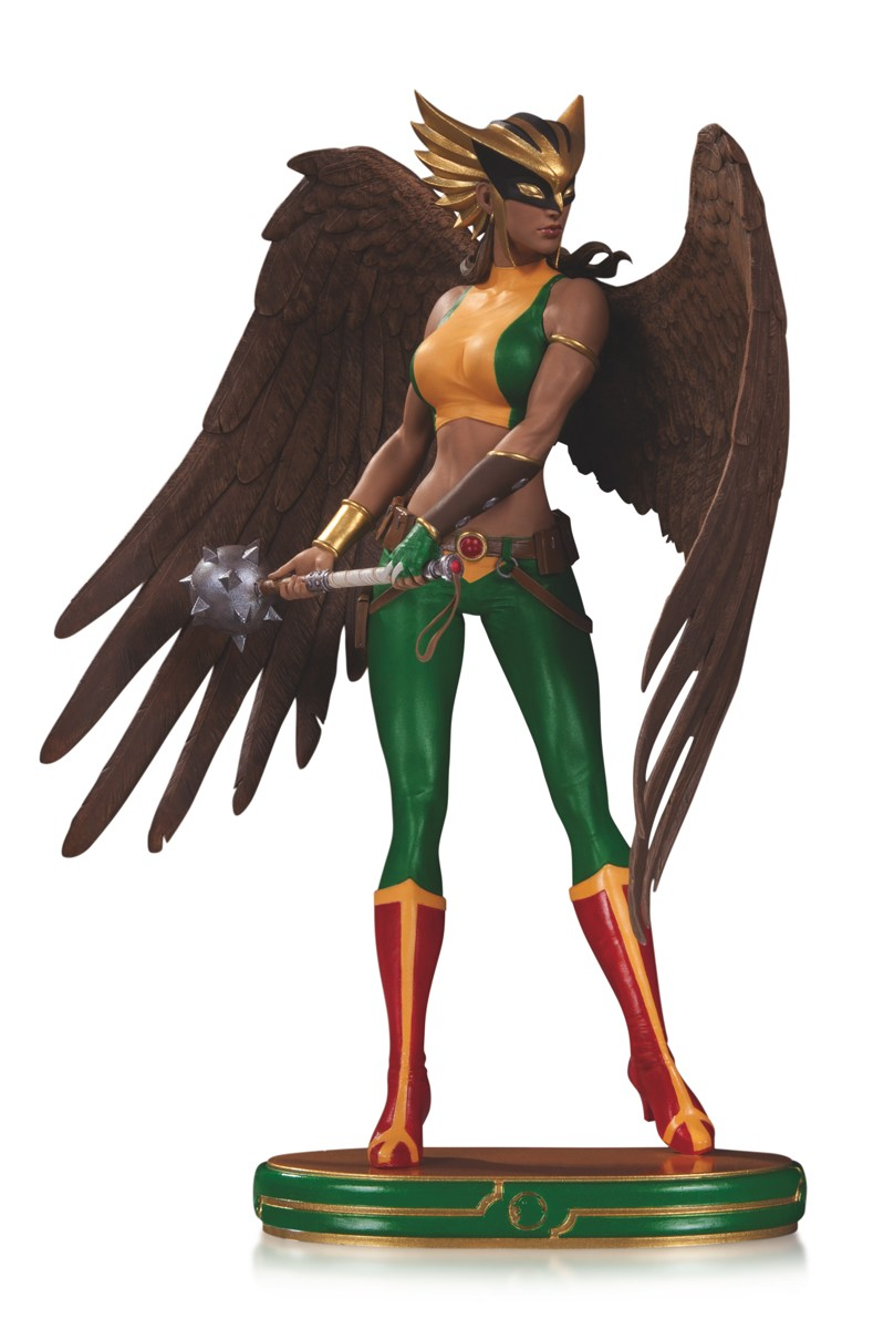 DCC DC Cover Girls Hawkgirl Statue