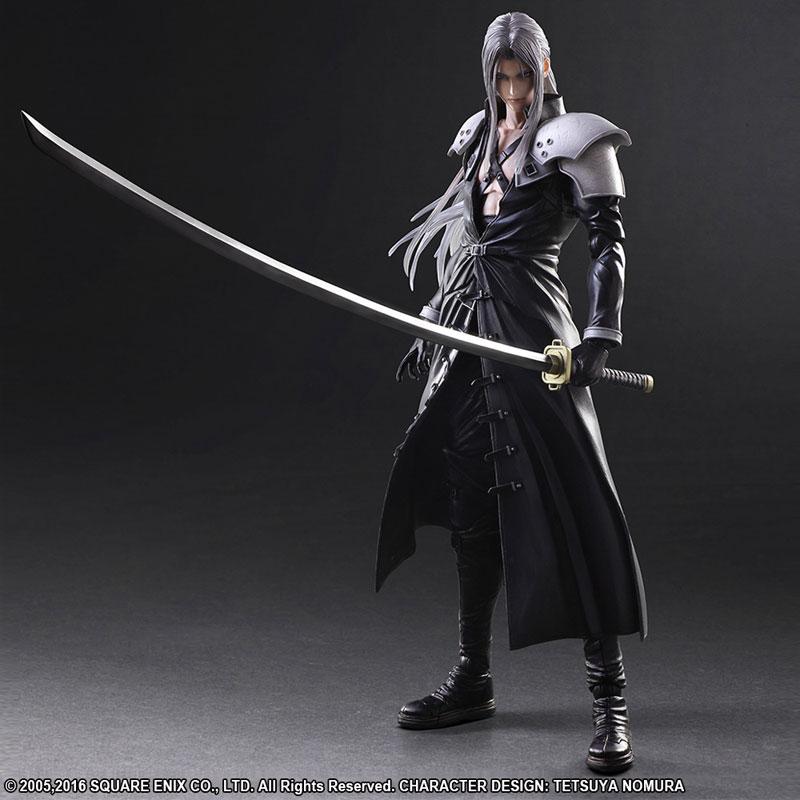 FF7 Sephiroth Play Arts Kai 001