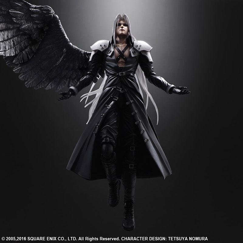 FF7 Sephiroth Play Arts Kai 006