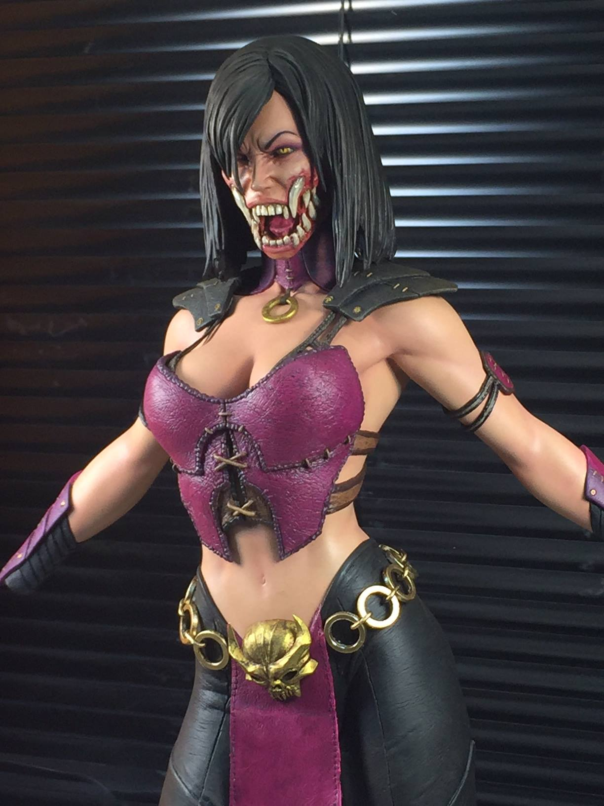 PCS Mortal Kombat Mileena Preview 005