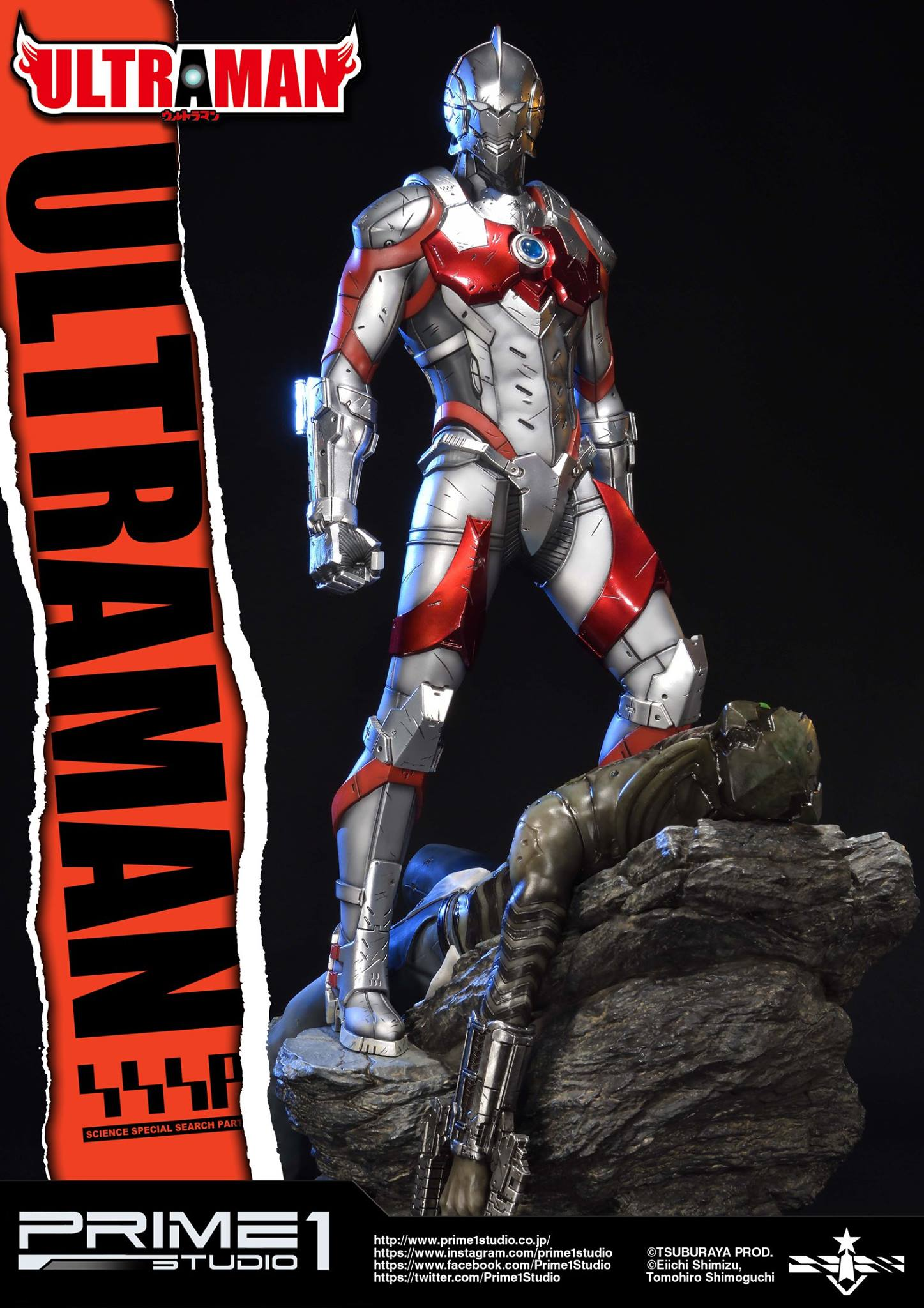 Prime 1 Studio Ultraman Statue Photos and Details  The