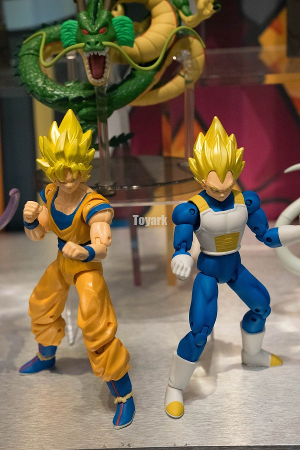 Dragon Ball Superstars Action Figures