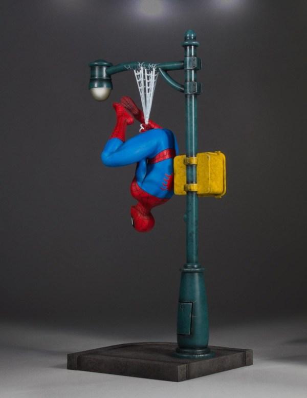 Spider Statue Gentle Giant Man