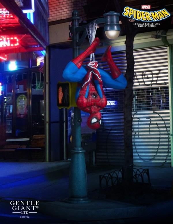 Gentle Giant Spider-man Collectors Statue - Toyark