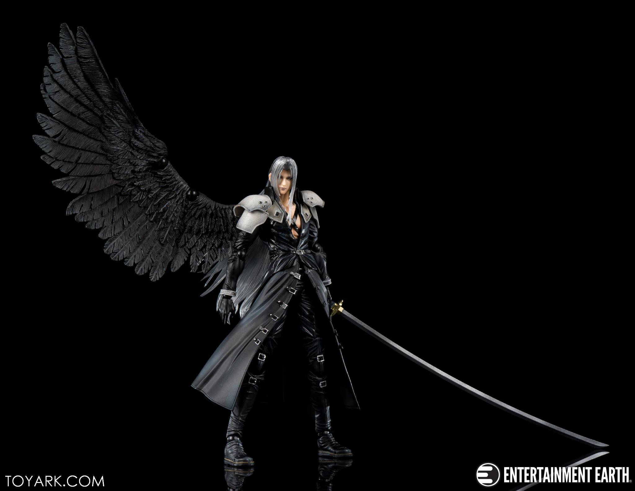 Sephiroth Play Arts Kai Final Fantasy Advent Children
