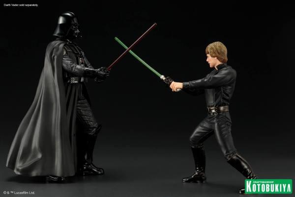 Star Wars Return Of Jedi Luke Skywalker Knight