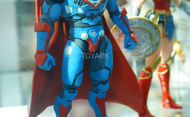 Nycc 2017 Dc Mattel And Dc Collectibles Display The Toyark News