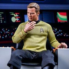 Star Trek Captains Chair Argos Table Covers Captain 39s Toyark Gallery Toy