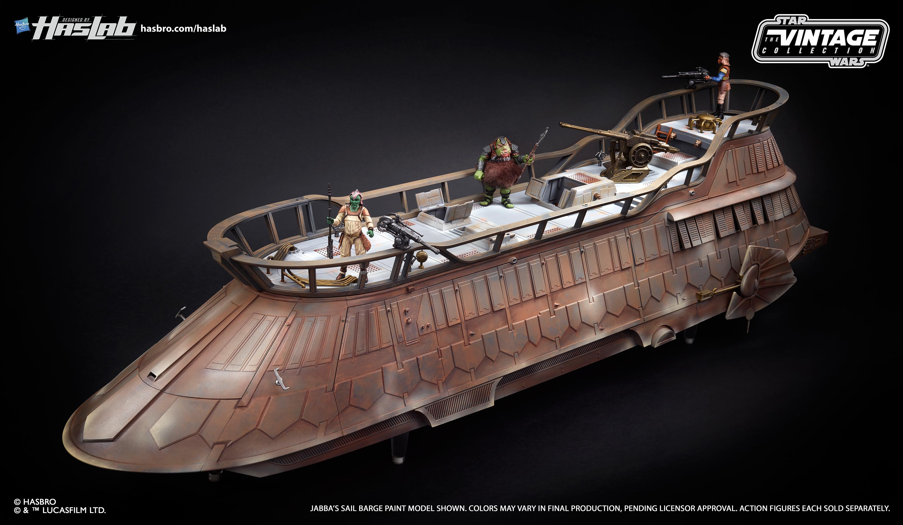 Official Fully Painted Photos Of The Star Wars The Vintage