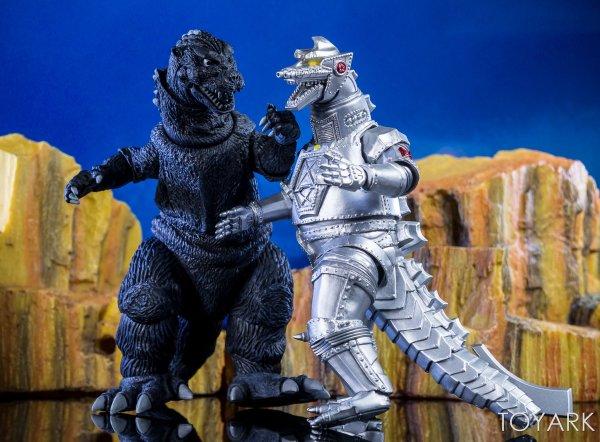 Monsterarts Godzilla . Mechagodzilla 1974