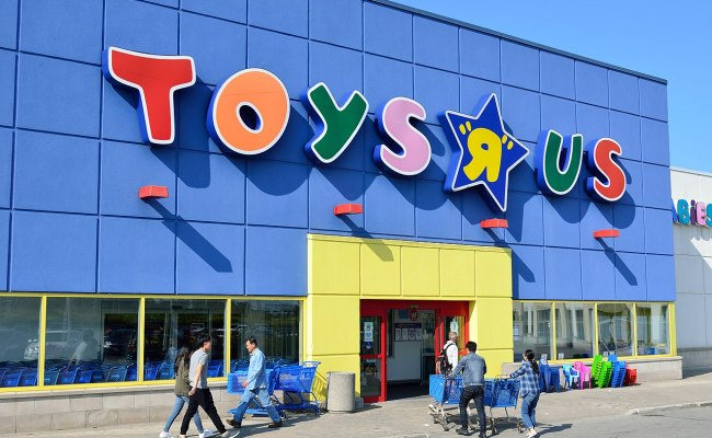The End Is Near For Toys R Us And That S Bad News For The