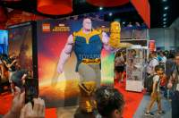 SDCC 2018 Gallery - LEGO Marvel and DC Super Heroes - The ...
