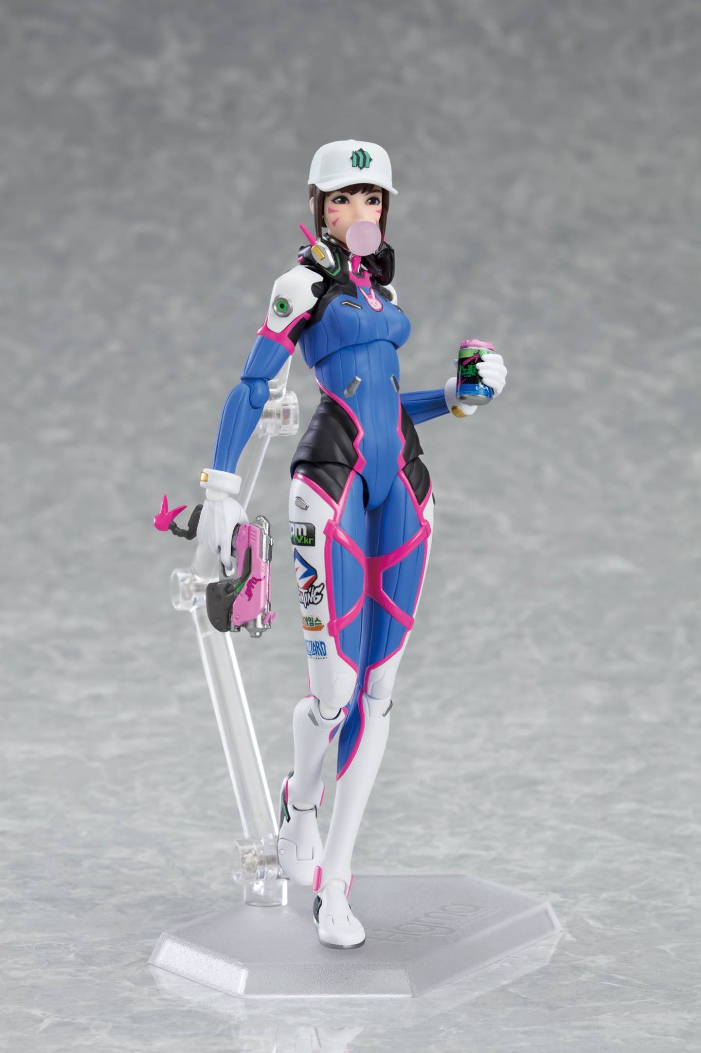 Figma Overwatch DVa Full Details The Toyark News