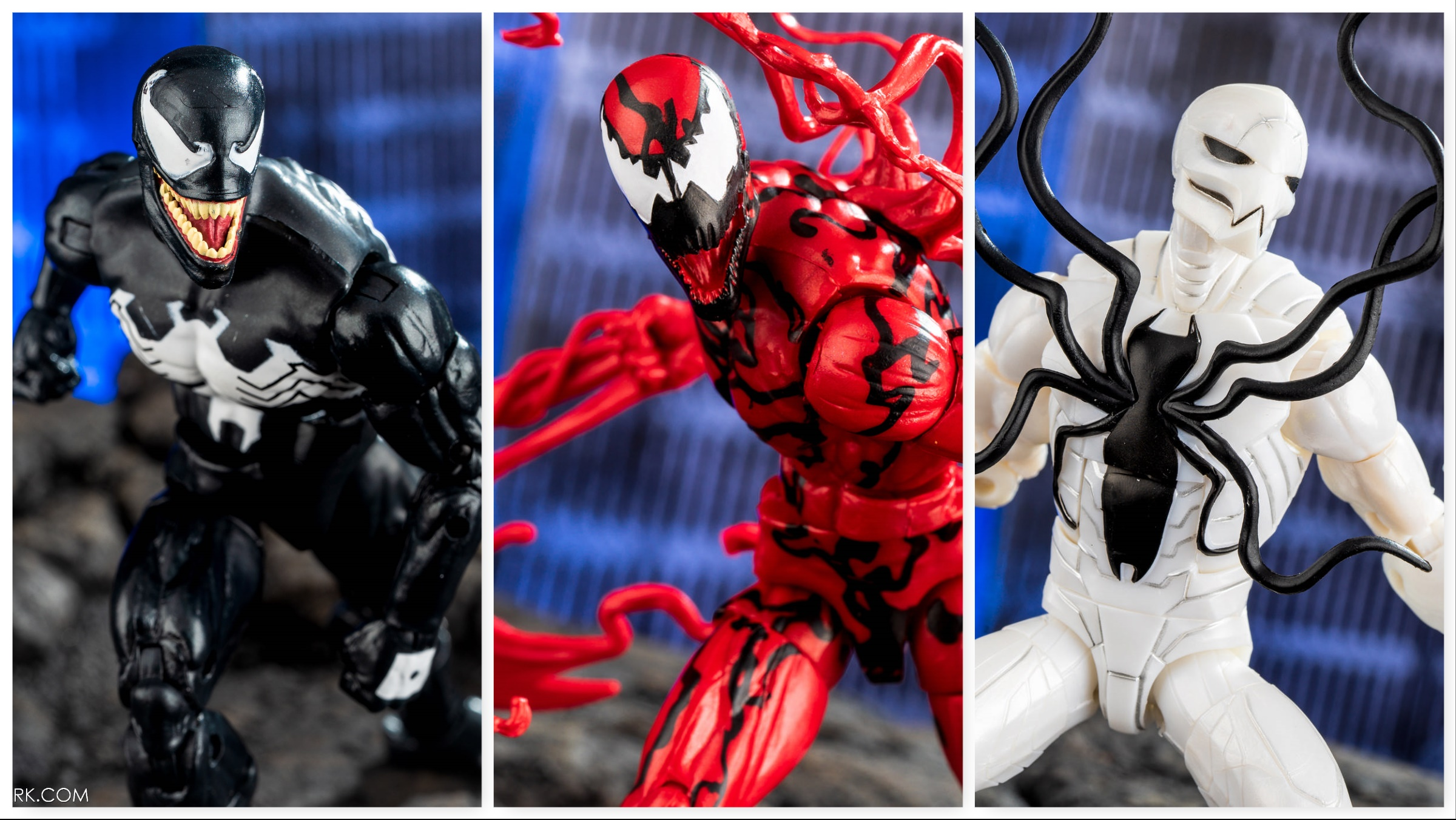 venom poison and carnage