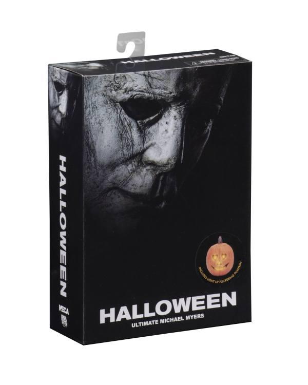 Halloween 2018 Michael Myers Final Packaging