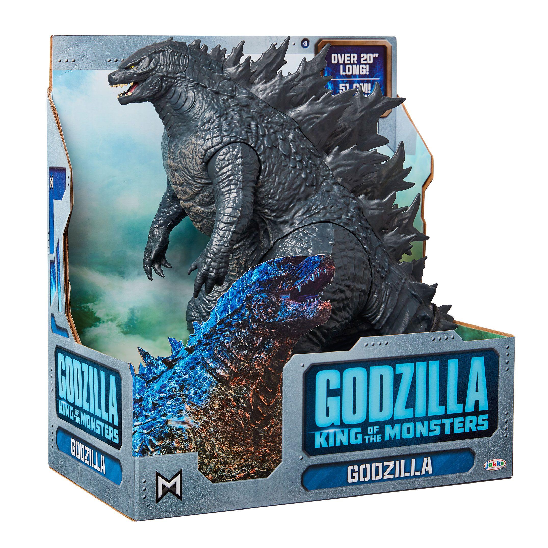 Godzilla King of the Monsters Jakks Pacific Toys Revealed