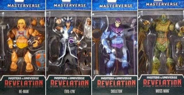 z MOTU Masterverse Revelation
