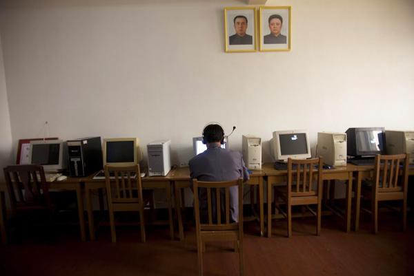 الحياة في كوريا الشمالية